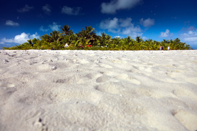 Aitutaki Holiday June 2014
