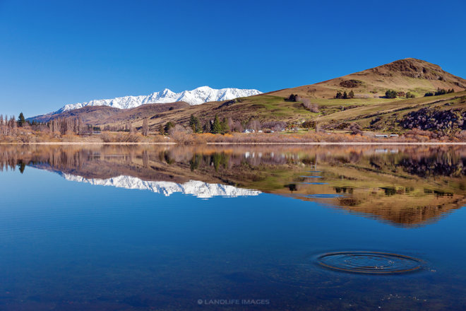 Lake Hayes Reflections, Queenstown