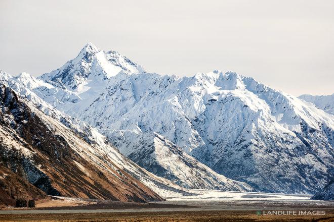 Snowy Mt D'Archiac, Hakatere Conservation Area