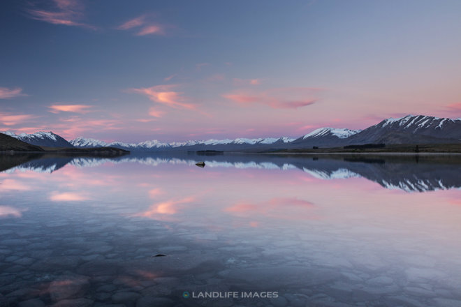 Lake Tekapo at Sunset, Landscape