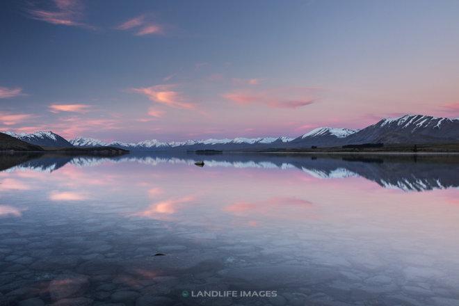 Lake Tekapo at Sunset, Landscape