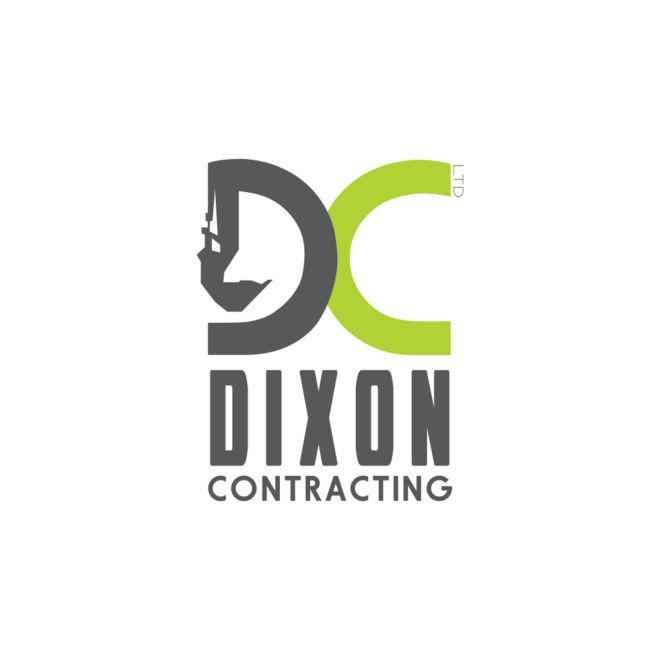 Dixon Contracting Logo