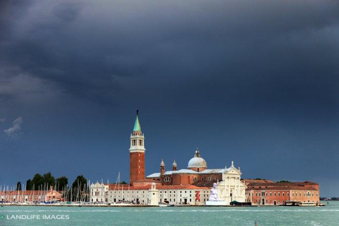 Stormy Skies in Venice