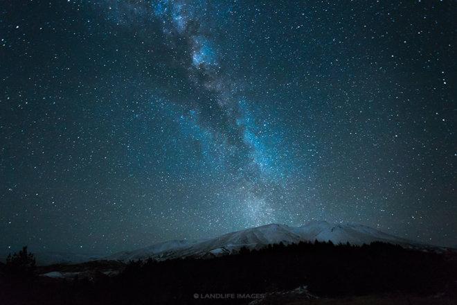 Milky Way Views, Danseys Pass, Otago, New Zealand