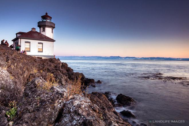 Lime Kiln Lighthouse, San Juan Islands