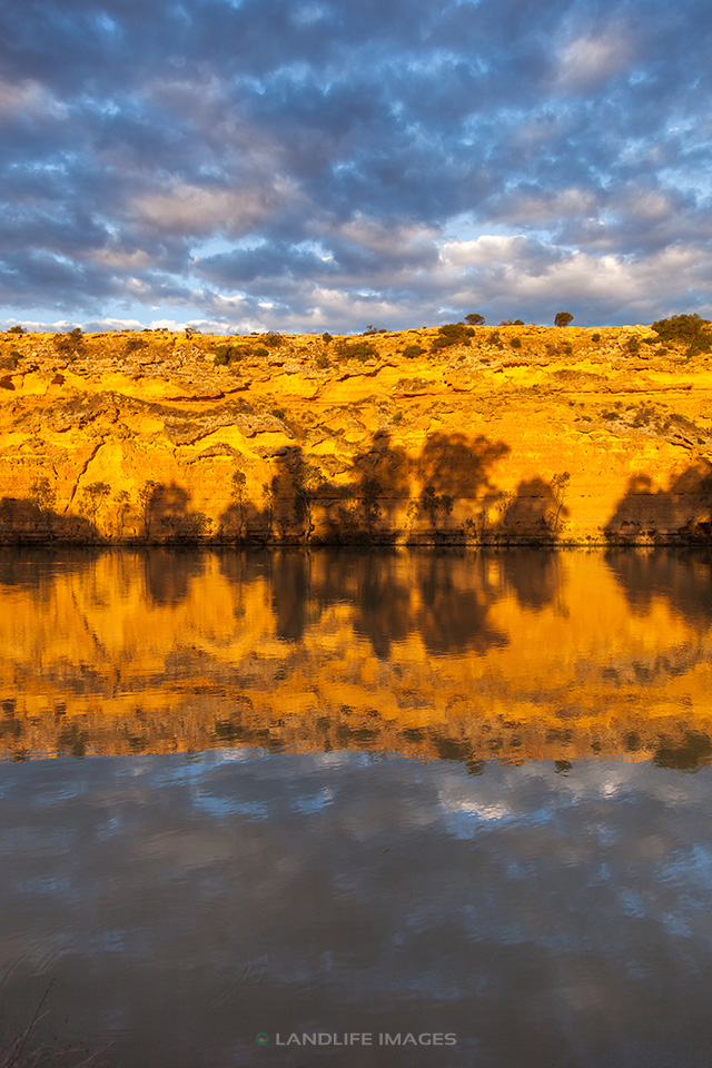 Big Bend Sunsets, Murray River