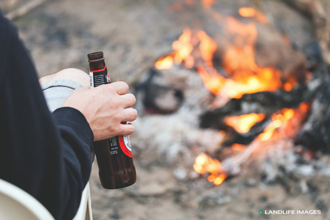 Outback Campfires, Australia