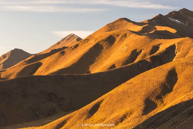 Colours of the Lindis Pass, Central Otago, New Zealand