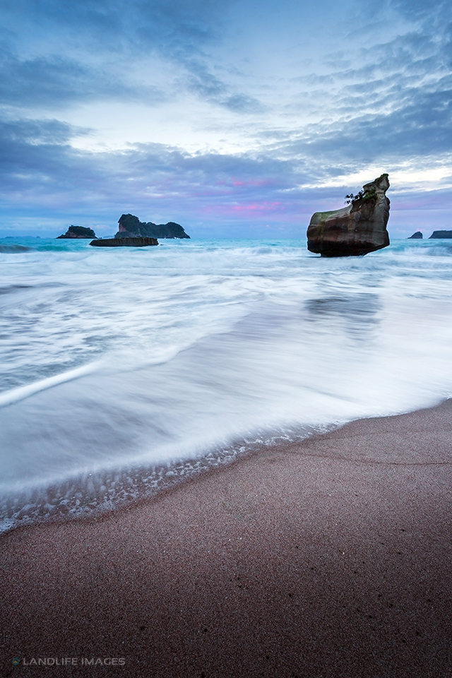 Cathedral Cove Views, Coromandel, New Zealand