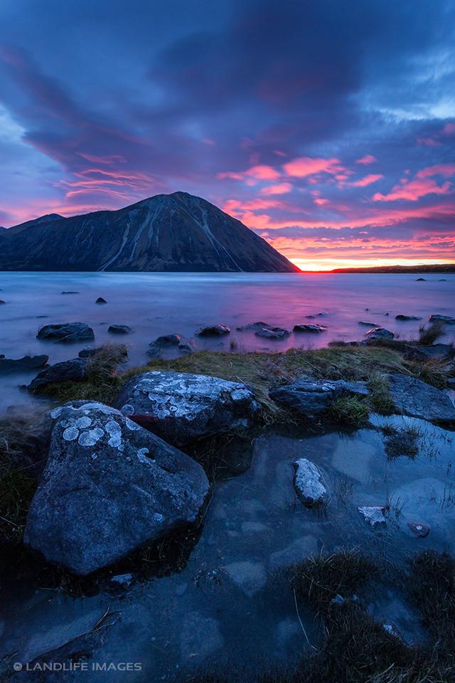 Lake Ohau Sunrise