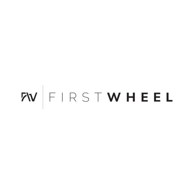 First Wheel logo design